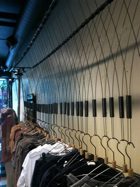 Clothing Shop Racks 25 Best Ideas About Retail Clothing Racks On