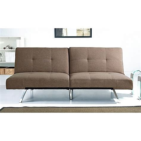 sofa shop bath abbyson living 174 aspen futon sofa bed bath beyond