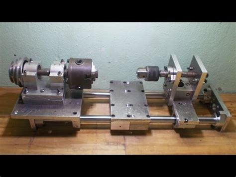 Mini Wood Turning Lathe Diy Wood Engraving Machine Cnc Tool 20000r Min diy axis tailstock lathe mini lathe lathe machine mini wood how denenecek projeler