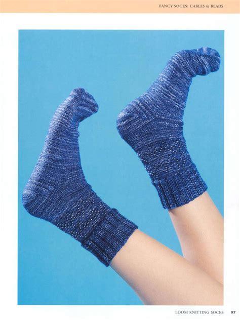 loom knitting socks loom knitting socks isela phelps macmillan