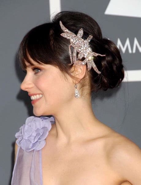 Wedding Hairstyles With Bangs by Bridal Hairstyles With Bangs