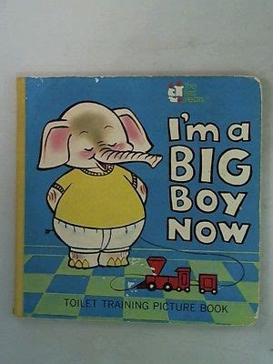 today i m a books i m a big boy now toilet picture book by what