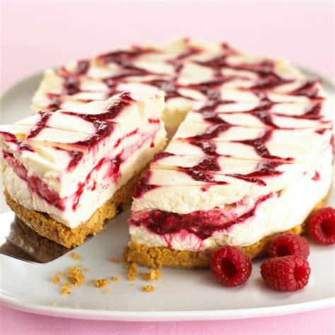 raspberry recipes raspberry swirl cheesecake recipe