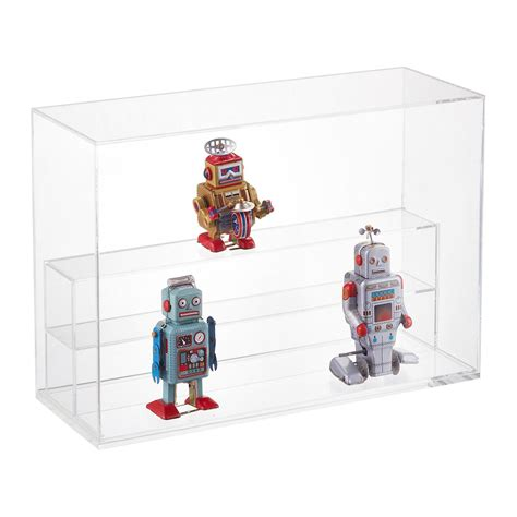 Amiibo Clear Display large modular clear acrylic premium display the