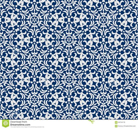 pattern design styles seamless background in arabic style stock vector image