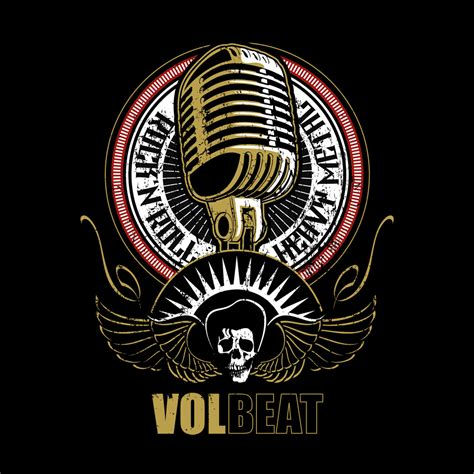 volbeat online store microphone volbeat hooded