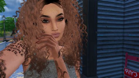 the sims 4 natural curly hair sims 4 curly hair tumblr