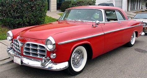 1955 Chrysler 300c 1955 Chrysler 300c Classics
