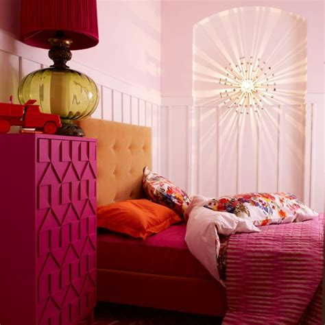 hot pink bedrooms hot pink bedroom housetohome co uk