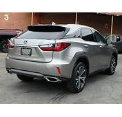 Loaded 2017 Lexus RX 350 Repairable For Sale