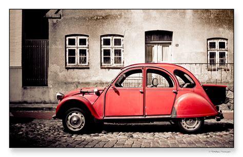 Ente Das Auto by Die Rote Ente In Heiligenhafen Foto Bild Autos