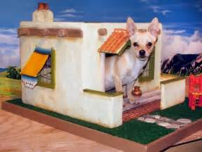 How To House A Chihuahua 27 innovative doghouse designs diy