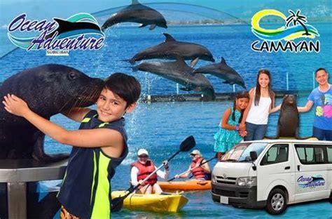 ocean adventure day  promo  subic bay