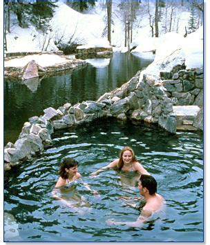 Winter hot springs getaway?   REVscene Automotive Forum