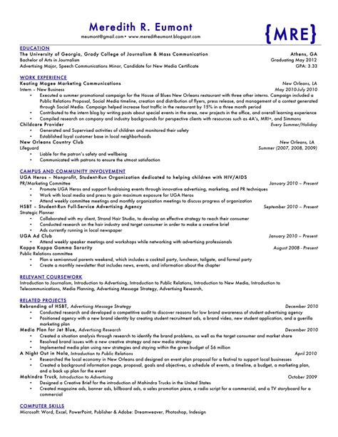 Resume Address by Merely Me My Resume