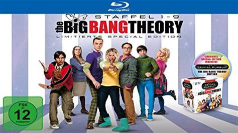 the big theory staffeln 1 9 limited edition inkl