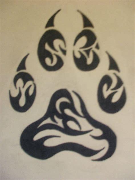 tribal dog tattoos tribal wolf tatoo search myboard