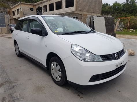 2012 nissan wingroad for sale in manchester for 1 280 000