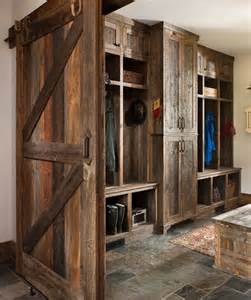 Entryway Bench Small Rustic Mud Room Western Rustic Pinterest Mud Mud