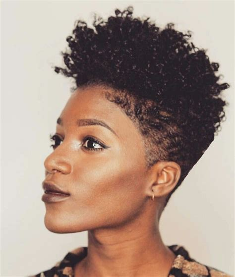 tapered short afro for women best 25 twa natural hairstyles ideas on pinterest