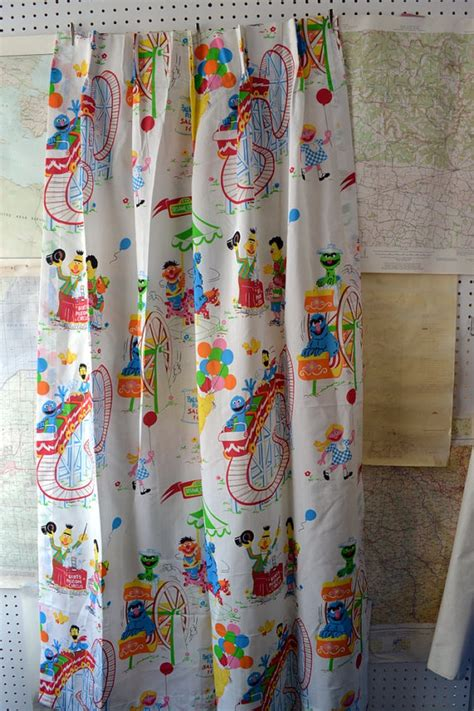 sesame street shower curtain sesame street curtains furniture ideas deltaangelgroup
