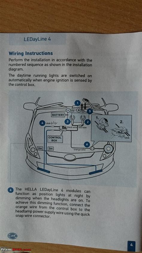 daytime running lights drls drl wiring diagram get free
