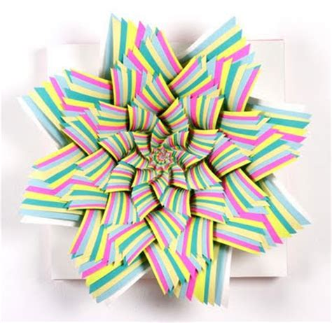 color paper craft beautiful crafts from colored paper 19 pics curious