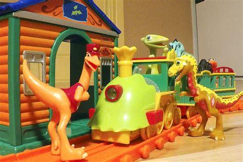 Magical Playset Iron Set Besar dinosaur dino track adventure set t rex express