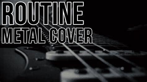 alan walker x david whistle routine lyrics alan walker x david whistle routine metal cover by