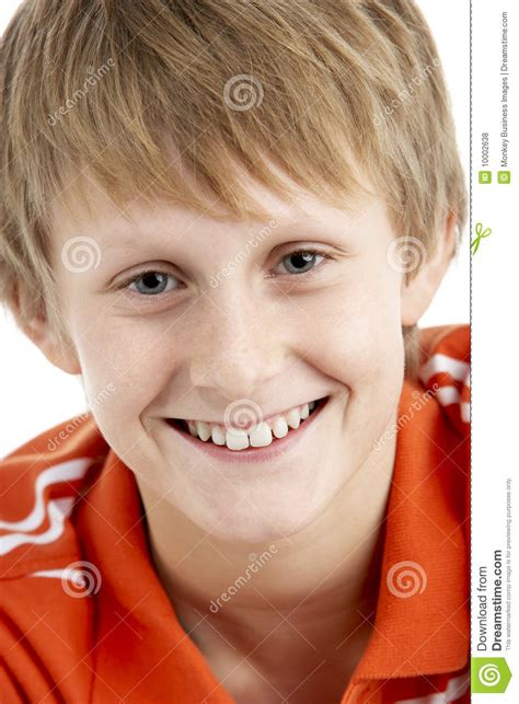 12 year old boy portroets portrait of smiling 12 year old boy royalty free stock
