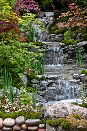 japanese garden chelsea flower show 2013 designer kazuyuki