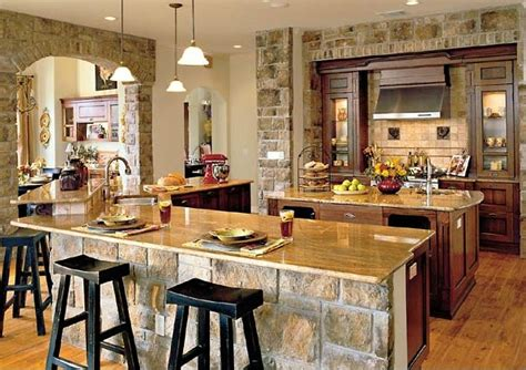 stone kitchens design kitchen designs with natural stone the home touches