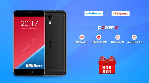 ulefone power 2 now on sale for 156 39 on aliexpress