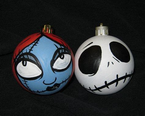 nightmare before christmas jack and sally from nerdgazmic