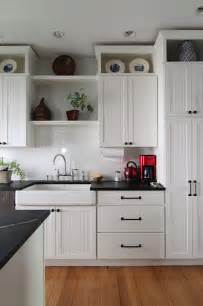 Storage On Top Of Kitchen Cabinets by Before Amp After Lucy S Kitchen Design Sponge