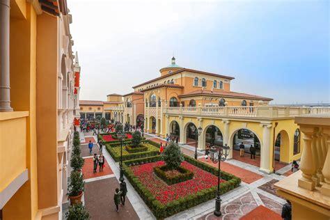 30 Square Meters florentia village shanghai shopping amp services that