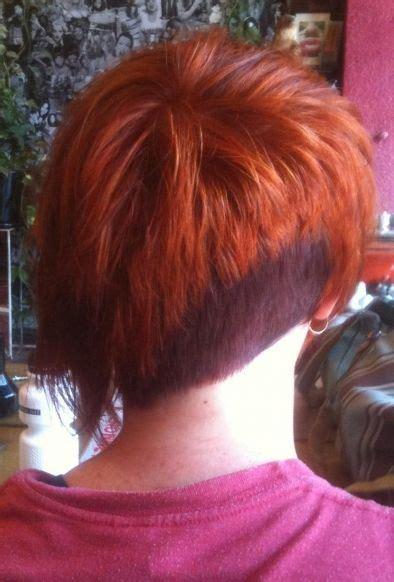 back of head asymettrical hair line cuts 17 best ideas about short asymmetrical cut on pinterest