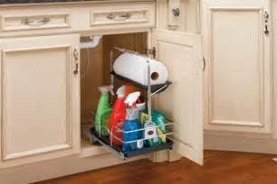 awesome Under Kitchen Sink Storage Solutions #3: Under_Sink_Caddy.jpg