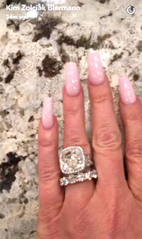Kim Zolciak Got Another Diamond Ring for Anniversary: Pics