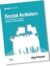 youth aflame 2 0 a manual for discipleship books y 48 social activism a youth worker s guide to activism