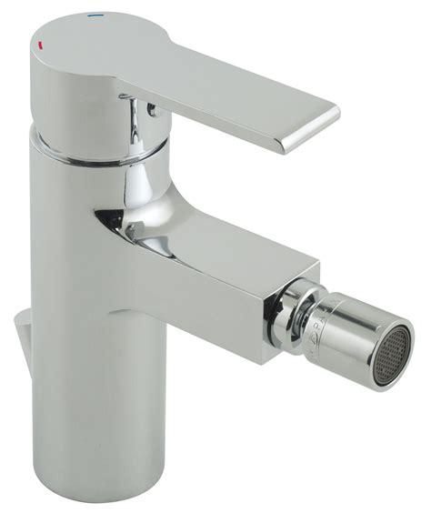 bidet tap vado ion mono bidet mixer tap with pop up waste ion 110 c p