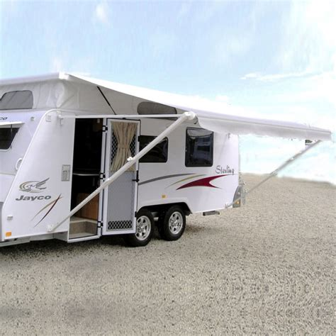 carefree fiesta awning carefree fiesta awning 14ft burgundy shale fade fabric on roll no arms caravan