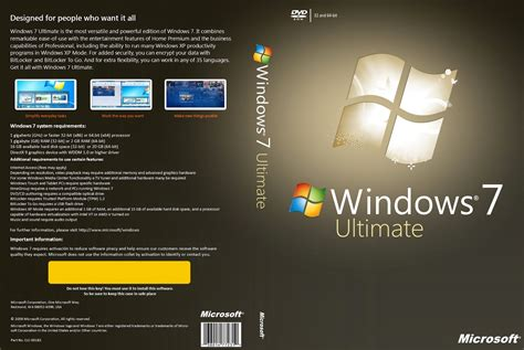 Windows Dvd 7 Original windows customs windows 7 ultimate x86 sp1 u media refresh