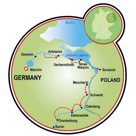 Bathroom Towel Tower Berlin To Malchin Bike And Barge Tour Germany Tripsite