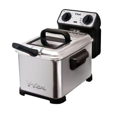 t fal family professional fryer fr4049001 the home