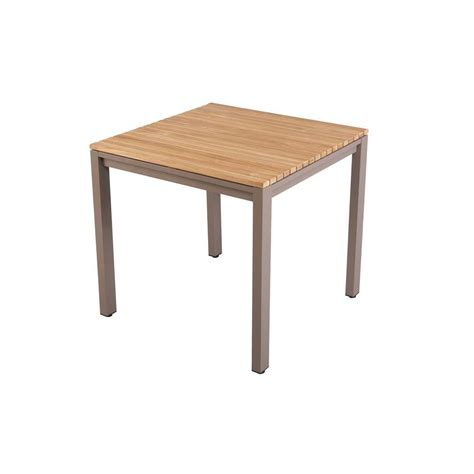 Square Patio Tables Hton Bay Pembrey 40 In Square Patio Dining Table Hd14210 The Home Depot