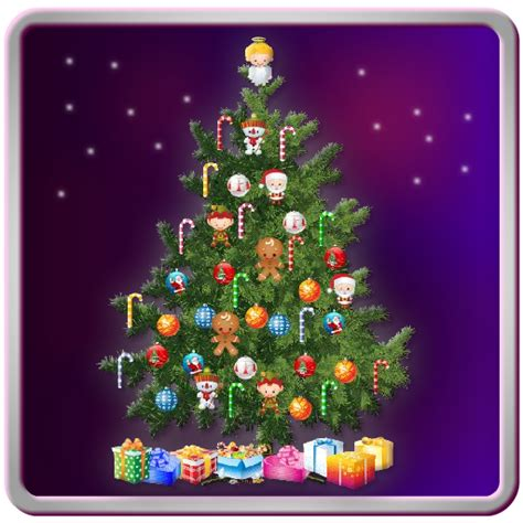 christmas tree maker by future soft codename one