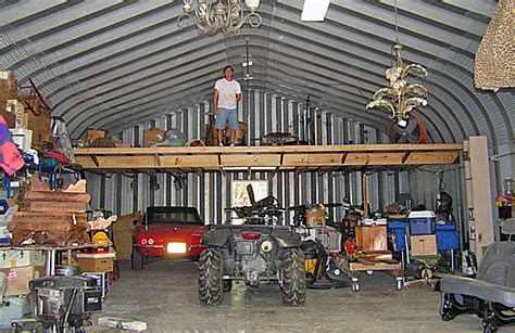 shop with loft steel garage with loft quotes
