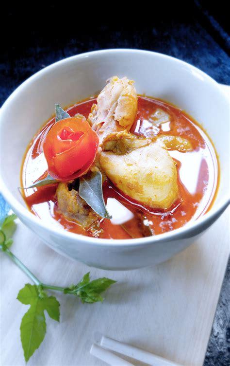 kari ayam homemade ayam