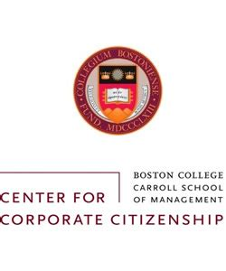 Carroll Mba Career Center by Carroll School Of Management Center For Corporate Citizenship